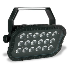 Showtec Cameleon Flood 18/3 RGB projecteur, Réf. 30827