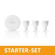 Philips hue GU10 Spot, 6,5W, Starter Set