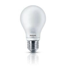 Philips Classic LEDbulb 6-40W E27 827 A60 FR ND, Item no. 75003