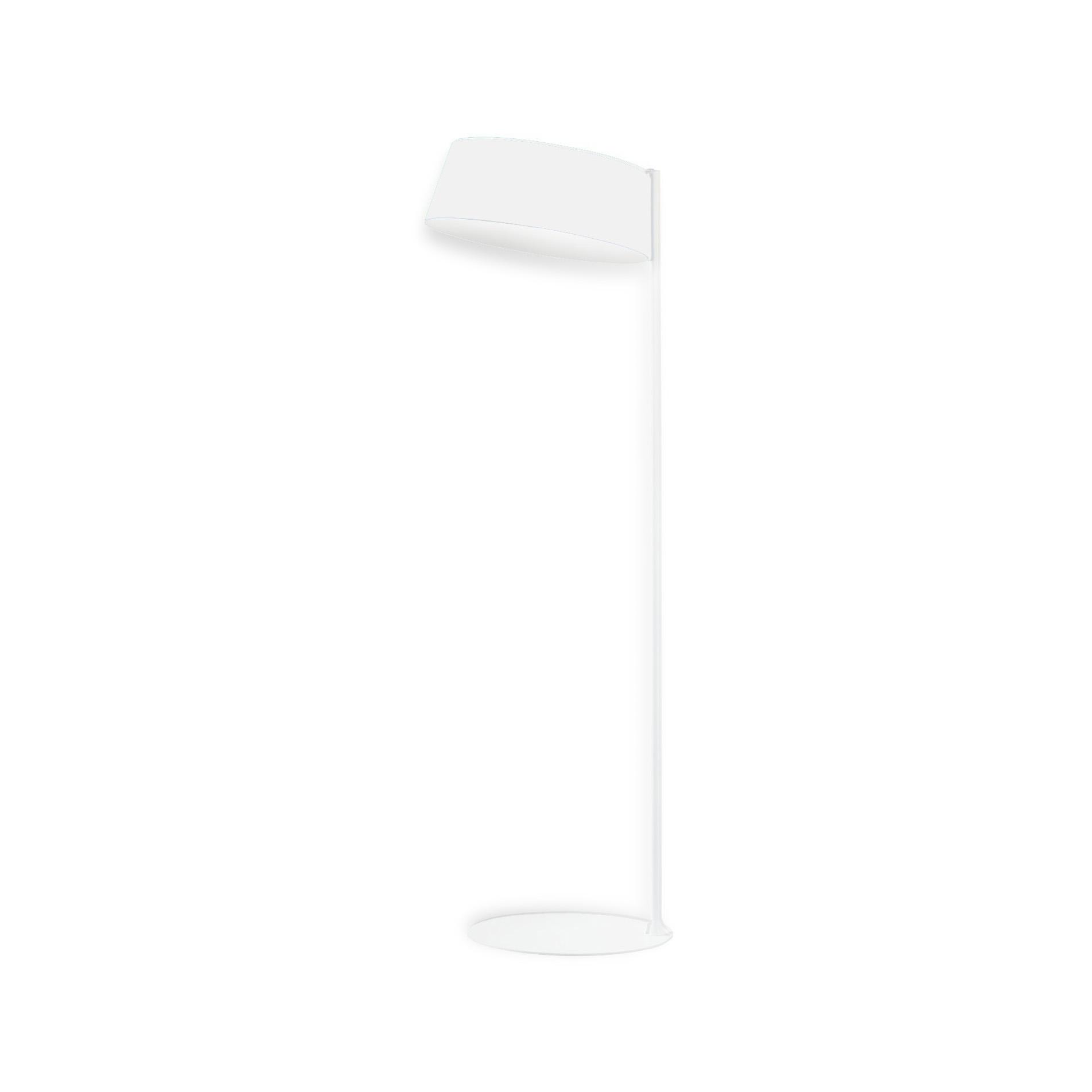 Linea Light S.r.l. Linea LED-Standleuchte Oxygen FL2 weiß 8097