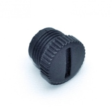dot-spot cap for M12 socket, Item no. 43816