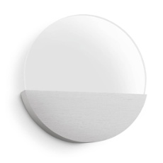 Philips myLiving wall light Countdown aluminum