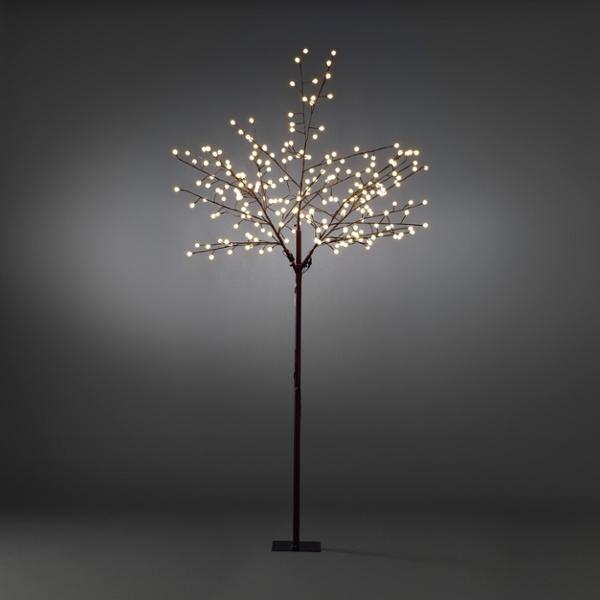 arbre lumineux led 240 diodes blanc chaude 250cm led et produits led dans la boutique. Black Bedroom Furniture Sets. Home Design Ideas