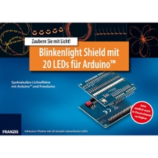 Blinkenlight Shield with 20 LEDs for Arduino, Item no. 30261