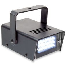 BeamZ LED Mini Strobe, Réf. 30408