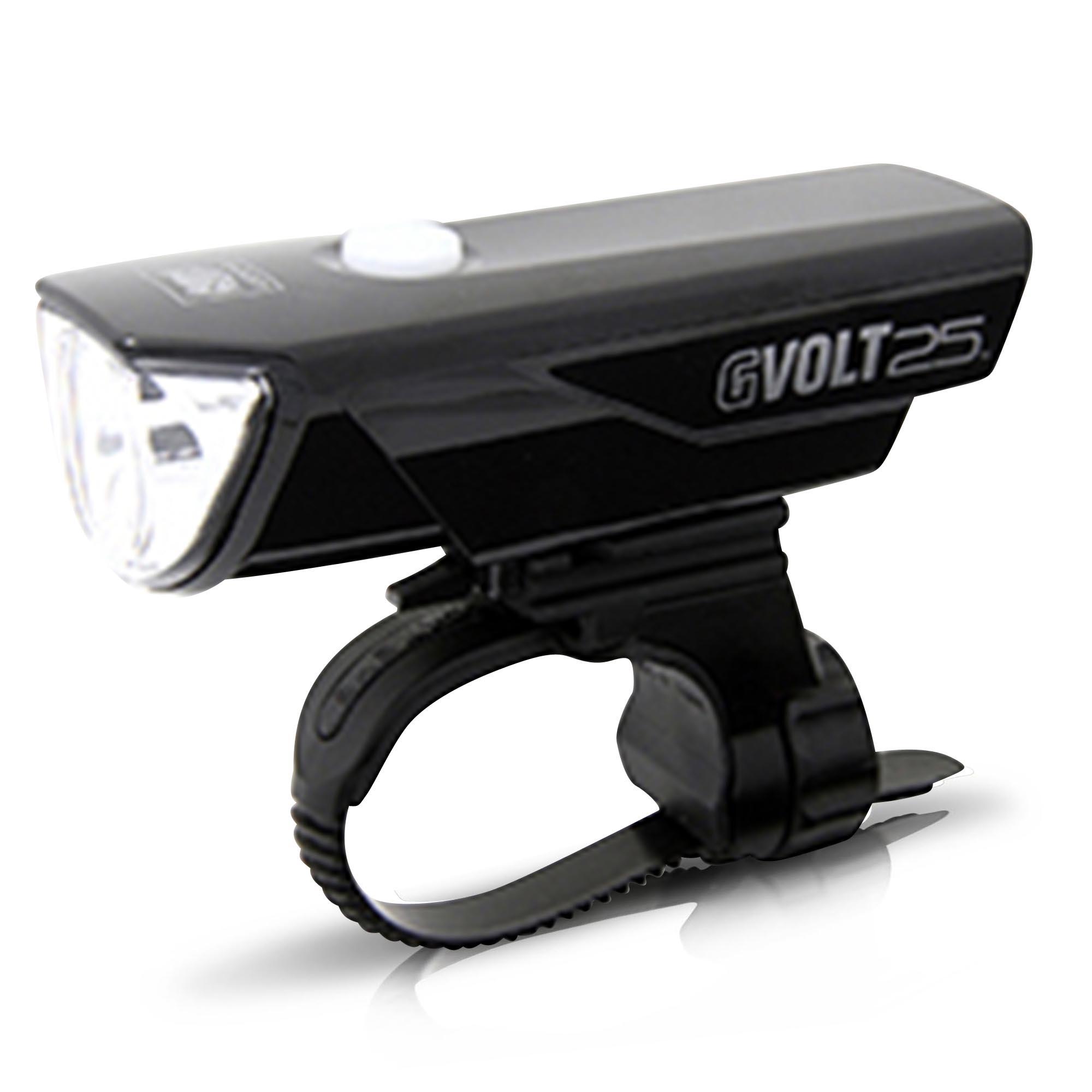 CatEye Co., LTD Cateye GVOLT25 HL-EL360GRC LED-Fahrrad-Frontlicht FA003521046