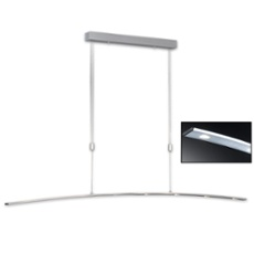Honsel pendant light Tuva, 160 cm length