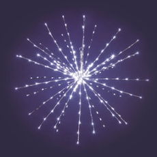 LED lightball, 280 white LEDs, with light effect, Item no. 30285