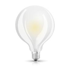 Osram LED STAR RETROFIT GLOBE95 100 FIL clear non dim 11W 827 E27, Item no. 75097