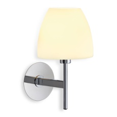 SLV RIOTTE WALL wall light chrome/glas