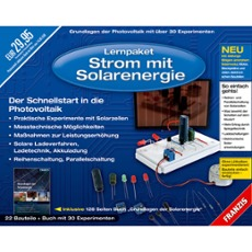 Book: Learning package Solarenergie (german language)