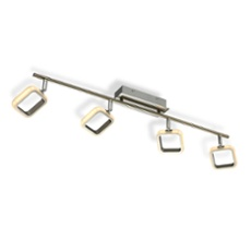ESTO ceiling light NERO 4-flames, Item no. 44010