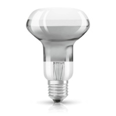 Osram LED SST DIM R63 Glas 60 36° 4,5W 827 E27, ArtNr. 75158