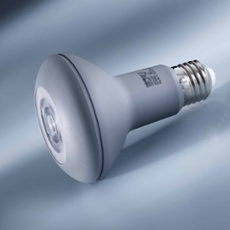 Osram LED SST DIM R80 70 36° 5.5W 827 E27, Item no. 73475