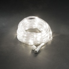 LED System 24V - Schlauch 5m warmwei�, 50 LEDs