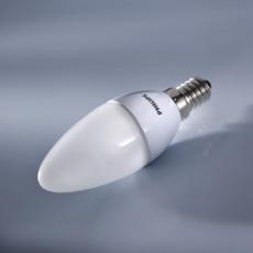 Philips CorePro LED Kerze E14, 6W, warmwei�