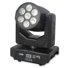 Showtec Shark Wash One LED Moving Head, ArtNr. 30840