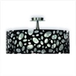 Mantra ceiling light MOON WHITE AND BLACK 4L BIG, Item no. 43857