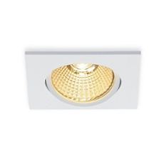 SLV NEW TRIA 68 LED DL SQUARE Set Downlight alu-brushed alu-brushed