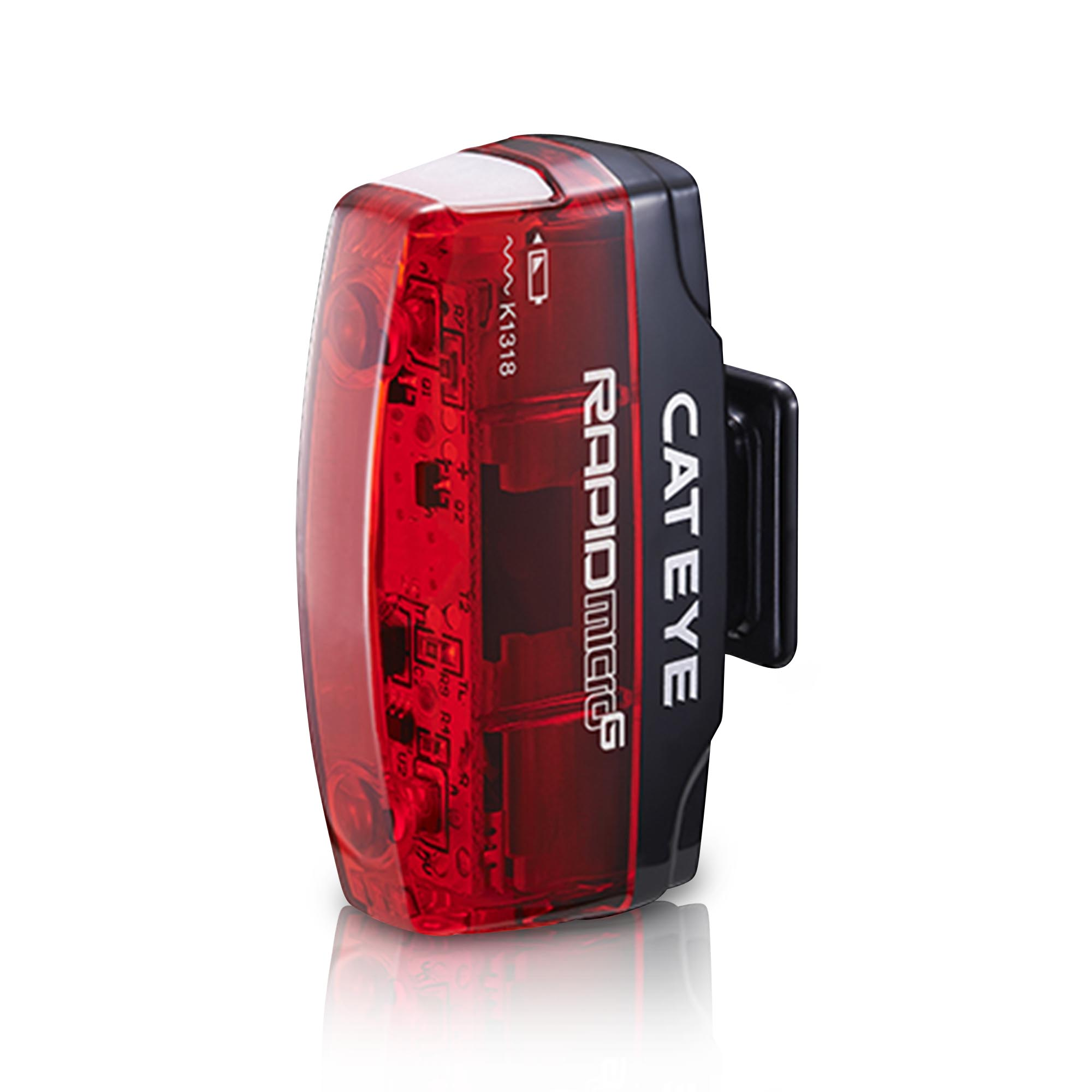 CatEye Co., LTD Cateye RAPID MICRO G TL-LD 620G LED-Fahrrad-Rücklicht FA003521049