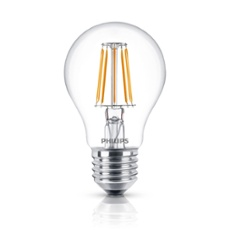 Philips Classic LEDbulb 4.3-40W E27 827 A60 CL FIL ND, Item no. 74241
