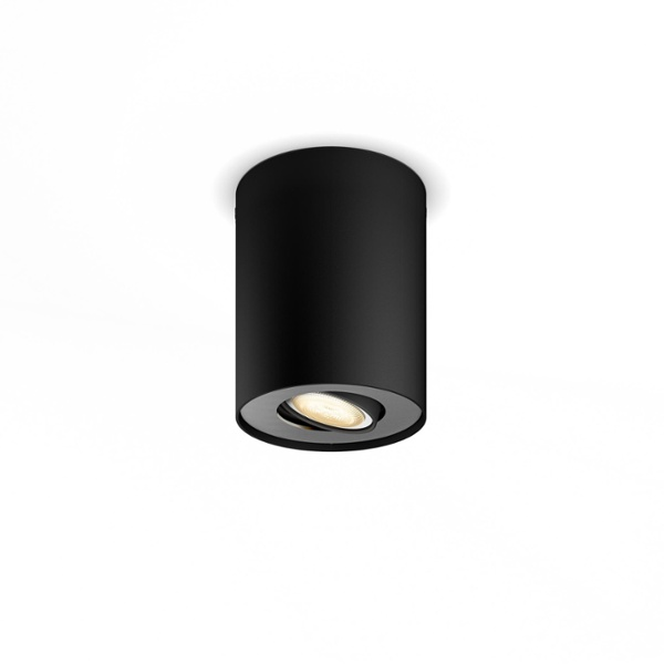 philips hue pillar led 1 spot led et produits led dans la boutique leader led lumitronix. Black Bedroom Furniture Sets. Home Design Ideas