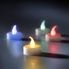 Lambency LED tealight