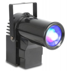 BeamZ PS10W LED Pin Spot 10W RGBW DMX, ArtNr. 30398