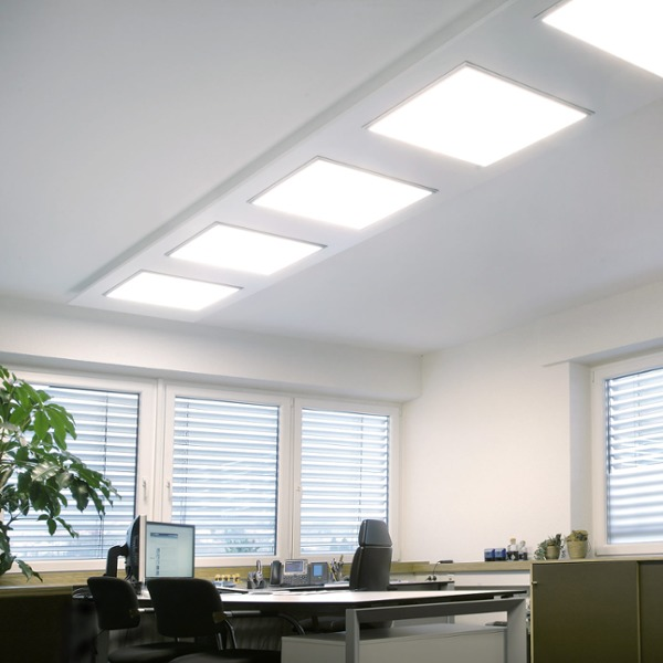 Dusche Led Panel : LED Panel, 360 LEDs, 120 x 45cm, 72W warmwei? im f?hrenden LED
