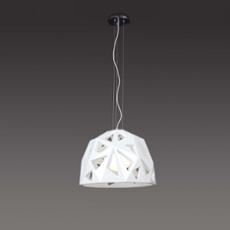 Mantra pendant light FACETE 1L