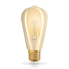 Osram LED VINTAGE 1906 ST64 35 4W E27 GOLD non dim