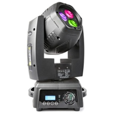 BeamZ MHL832 Double Beam LED Moving Head RGB, ArtNr. 30386