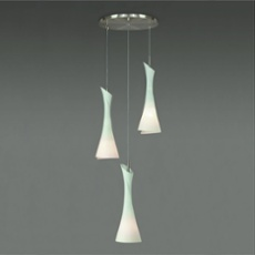 Mantra pendant light ZACK 3L ROUND, Item no. 43942