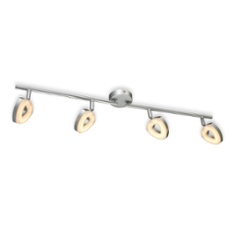 ESTO ceiling light MICON 4-flames, Item no. 44019