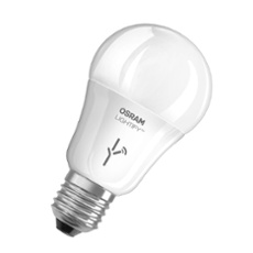 Osram Lightify LED Lamp Classic A60 9.5W E27, tunable white, Item no. 73303