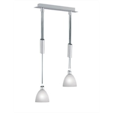 WOFI pendant light SAVANNAH 2-flames