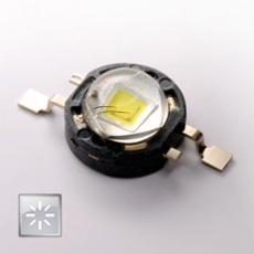 Seoul Z-Power LED P4 emitter, white, 240lm, without PCB (Emi without PCB (Emitter)