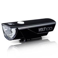 Cateye VOLT100 HL-EL150RC LED helmet light, Item no. 31052