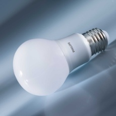 Philips CorePro LEDbulb 5.5-40W A60 E27 827 frosted, Item no. 74897