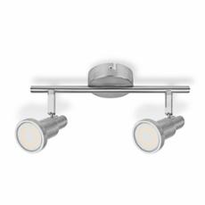 Osram LED Spot  grau 2x3W