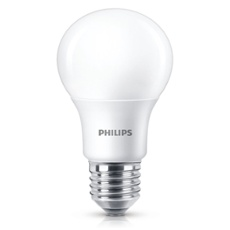 Philips CorePro LEDbulb 8.5-60W A60 E27 827 DIM frosted, Item no. 74902
