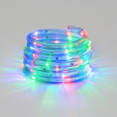 LED tube RGB, 108 colourful LEDs 10.5m (108 LEDs)