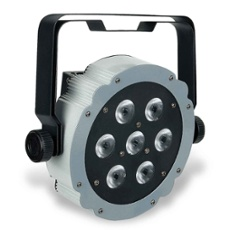 Showtec Compact LED PAR 7/4 Q4, Réf. 30822