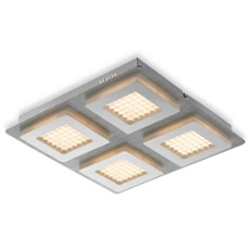 ESTO ceiling light AVEO 4-flames, Item no. 44049