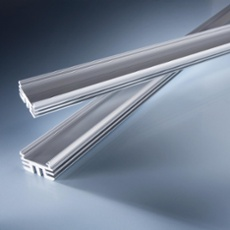 Aluminium profile 599mm for SMD High Power modules
