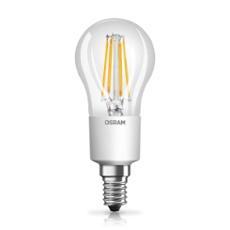 Osram LED RETROFIT DIM P40 4,5W E14 clear, Item no. 73427