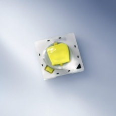 Nichia NVSL219CT 280lm warmwhite, with PCB (10x10mm) with PCB (10x10mm)
