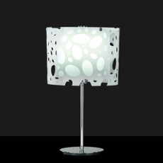 Mantra table lamp MOON WHITE 1L SMALL, Item no. 43867