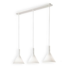 Ideal Lux COCKTAIL SB3 SMALL BIANCO Pendelleuchte, ArtNr. 43654
