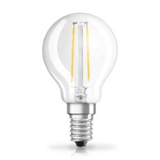 Osram LED RETROFIT P15 1,3W E14 klar non dim